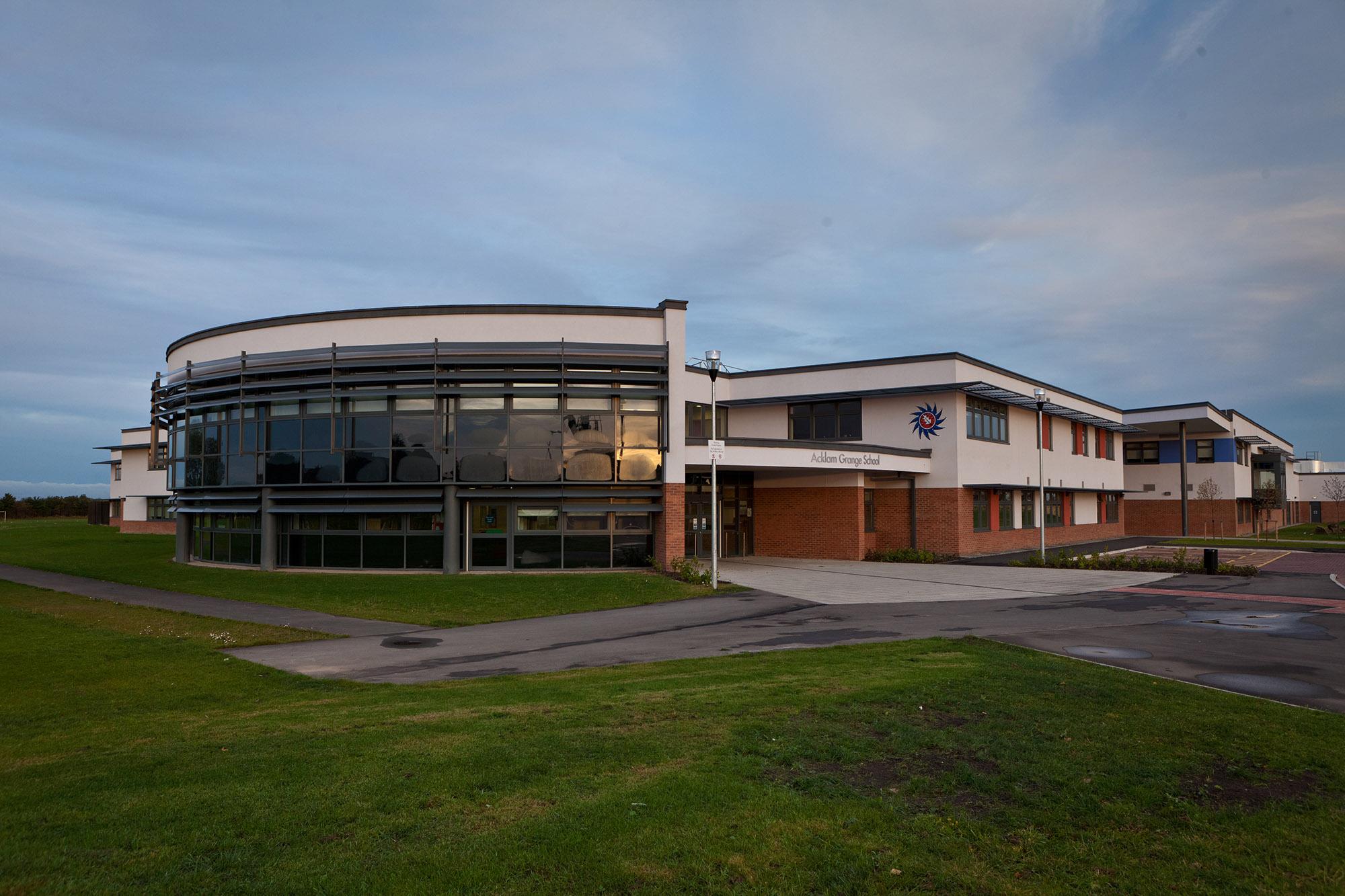 acklam grange school recruitment